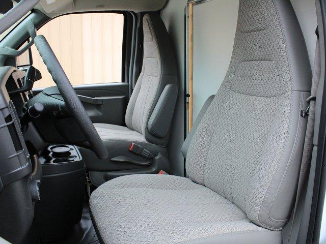 2019 Express 3500 4x2,  Unicell Aerocell CW Cutaway Van #19C220T - photo 18