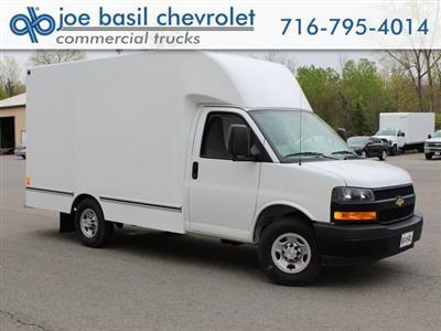 2019 Express 3500 4x2,  Unicell Aerocell CW Cutaway Van #19C220T - photo 1