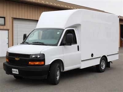 2019 Express 3500 4x2,  Unicell Aerocell CW Cutaway Van #19C220T - photo 5