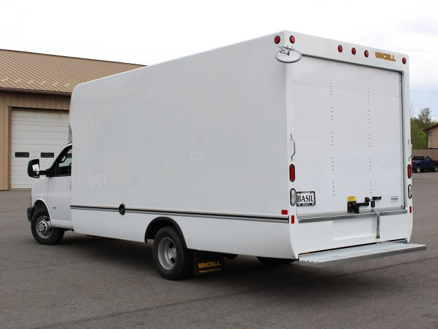 2019 Express 3500 4x2,  Unicell Aerocell Cutaway Van #19C221T - photo 12