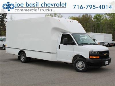 2019 Express 3500 4x2,  Unicell Aerocell Cutaway Van #19C221T - photo 1