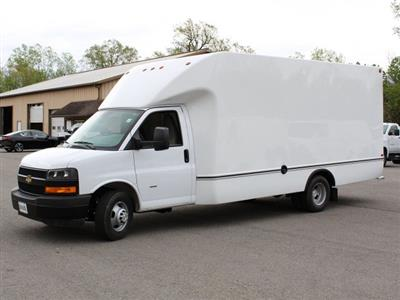 2019 Express 3500 4x2,  Unicell Aerocell Cutaway Van #19C222T - photo 3