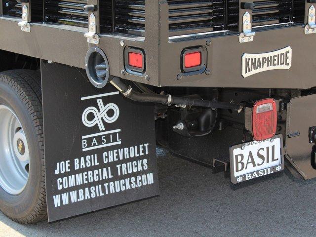 2019 Silverado 3500 Crew Cab DRW 4x4,  Knapheide Contractor Body #19C224T - photo 14