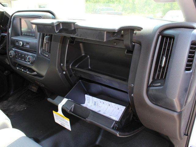 2019 Silverado 3500 Crew Cab DRW 4x4,  Knapheide Contractor Body #19C224T - photo 31