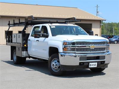 2019 Silverado 3500 Crew Cab DRW 4x4,  Knapheide Contractor Body #19C224T - photo 7