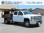 2019 Silverado 3500 Crew Cab DRW 4x4,  Knapheide Contractor Body #19C224T - photo 1