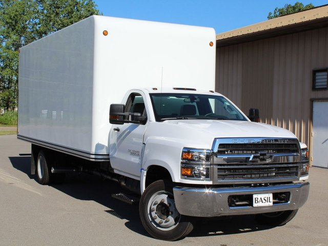 2019 Silverado Medium Duty DRW 4x2,  Cab Chassis #19C226T - photo 7
