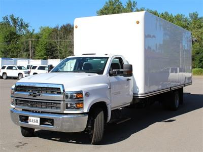 2019 Silverado Medium Duty DRW 4x2,  Cab Chassis #19C226T - photo 3