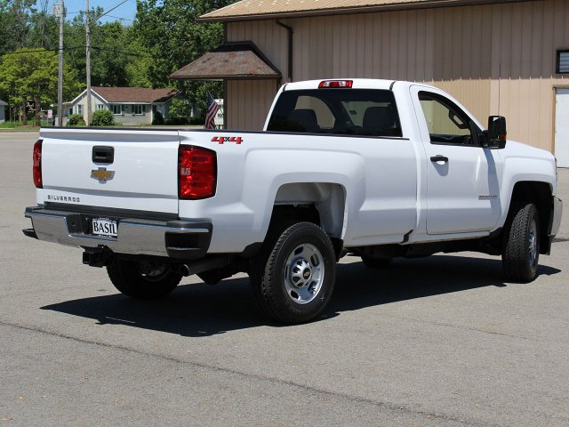 2019 Silverado 2500 Regular Cab 4x4,  Pickup #19C229TD - photo 2