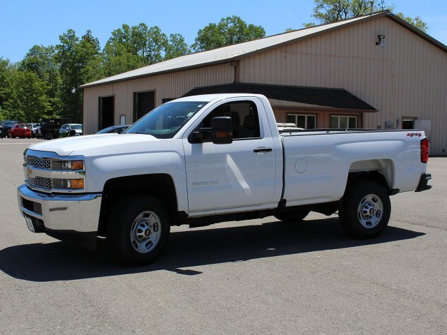 2019 Silverado 2500 Regular Cab 4x4,  Pickup #19C229TD - photo 9