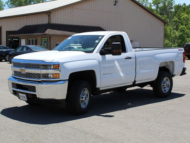 2019 Silverado 2500 Regular Cab 4x4,  Pickup #19C229TD - photo 3