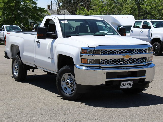 2019 Silverado 2500 Regular Cab 4x4,  Pickup #19C229TD - photo 1