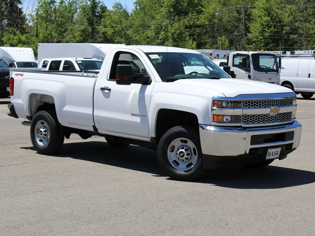 2019 Silverado 2500 Regular Cab 4x4,  Pickup #19C229TD - photo 10