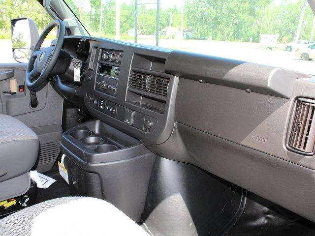 2019 Express 3500 4x2,  Unicell Classicube Cutaway Van #19C235T - photo 25