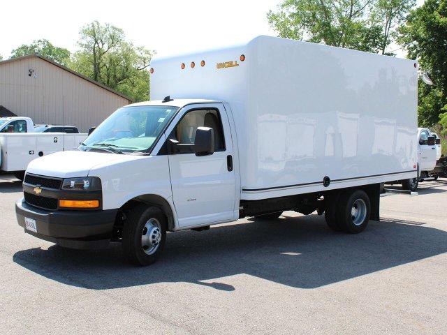2019 Express 3500 4x2,  Unicell Classicube Cutaway Van #19C235T - photo 5