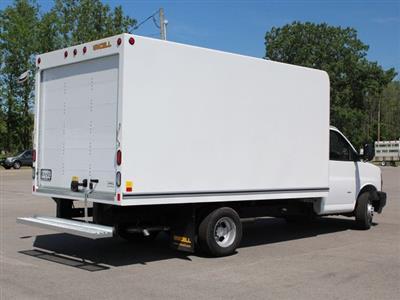2019 Express 3500 4x2,  Unicell Classicube Cutaway Van #19C235T - photo 2