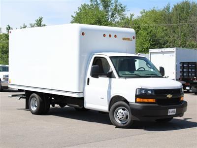 2019 Express 3500 4x2,  Unicell Classicube Cutaway Van #19C235T - photo 3