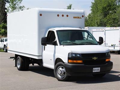 2019 Express 3500 4x2,  Unicell Classicube Cutaway Van #19C235T - photo 9