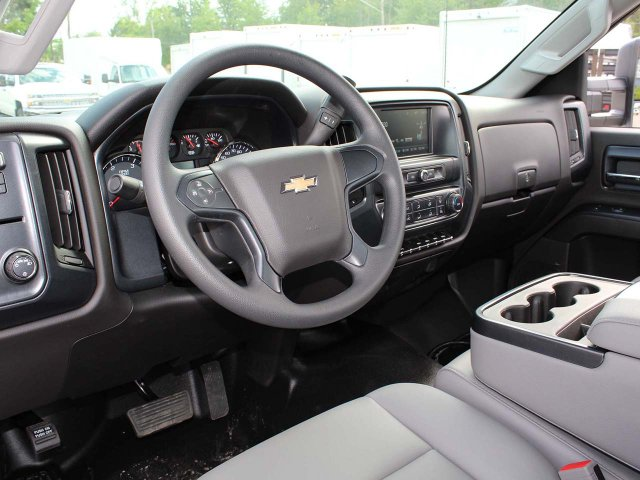 2019 Silverado Medium Duty DRW 4x2,  Cab Chassis #19C237T - photo 23
