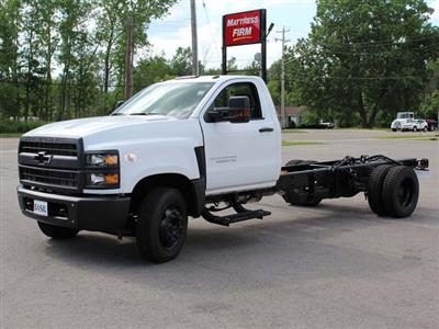 2019 Silverado Medium Duty DRW 4x2,  Cab Chassis #19C237T - photo 3