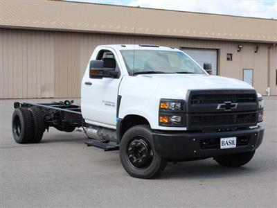 2019 Silverado Medium Duty DRW 4x2,  Cab Chassis #19C237T - photo 7