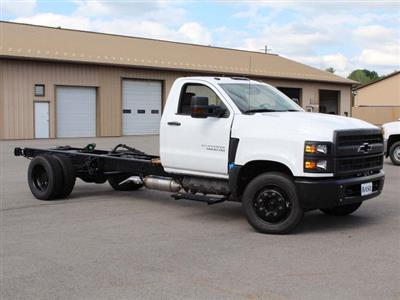 2019 Silverado Medium Duty DRW 4x2,  Cab Chassis #19C237T - photo 10