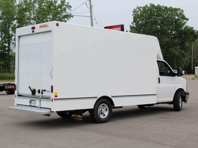 2019 Express 3500 4x2,  Unicell Cutaway Van #19C240T - photo 1