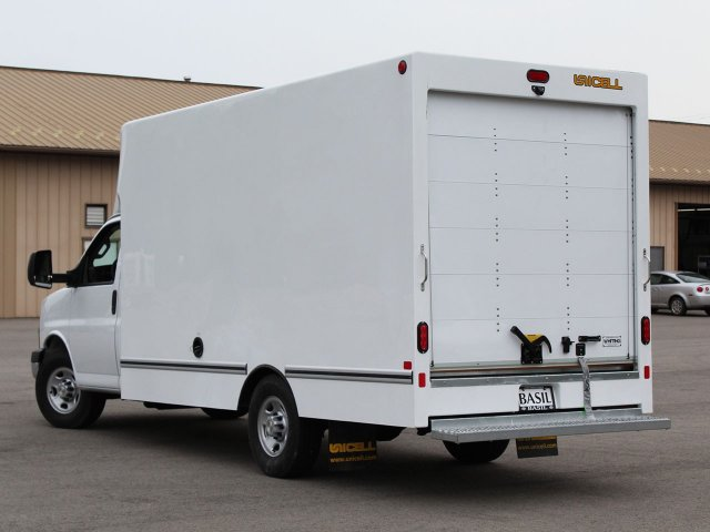 2019 Express 3500 4x2,  Unicell Cutaway Van #19C240T - photo 12