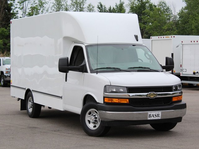 2019 Express 3500 4x2,  Unicell Cutaway Van #19C240T - photo 7