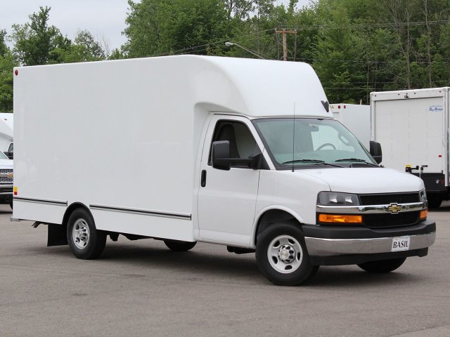 2019 Express 3500 4x2,  Unicell Cutaway Van #19C240T - photo 8