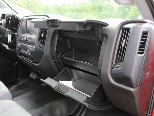 2019 Silverado Medium Duty DRW 4x2,  Knapheide Stake Bed #19C245T - photo 23