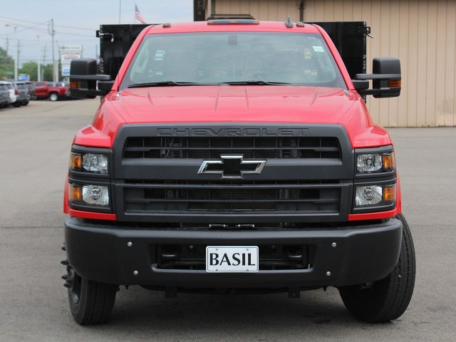 2019 Silverado Medium Duty DRW 4x2,  Knapheide Stake Bed #19C245T - photo 6