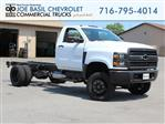 2019 Silverado Medium Duty Regular Cab DRW 4x4,  Cab Chassis #19C263T - photo 1