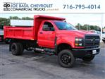 2019 Silverado Medium Duty Regular Cab DRW 4x4,  Dump Body #19C264T - photo 1