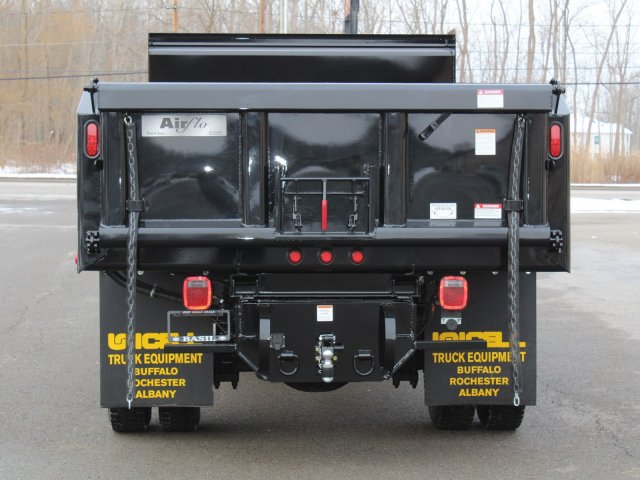 2019 Silverado Medium Duty Regular Cab DRW 4x4, Air-Flo Dump Body #19C273T - photo 1