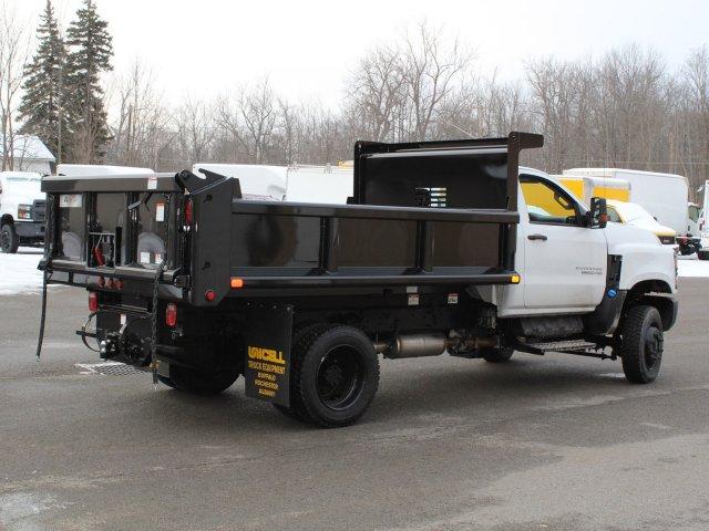 2019 Silverado 6500 Regular Cab DRW 4x4, Air-Flo Dump Body #19C273T - photo 1