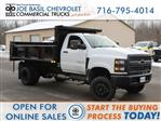 2019 Silverado Medium Duty Regular Cab 4x4,  Cab Chassis #19C273T - photo 1