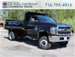 2019 Silverado Medium Duty Regular Cab DRW 4x4,  Air-Flo Dump Body #19C275T - photo 1