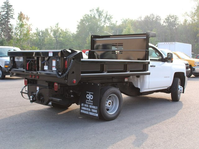 2019 Silverado 3500 Regular Cab DRW 4x4,  Air-Flo Dump Body #19C27T - photo 2
