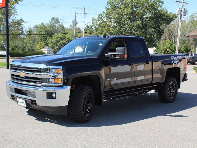 2019 Silverado 2500 Double Cab 4x4,  Pickup #19C280T - photo 1