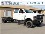 2019 Silverado Medium Duty Crew Cab DRW 4x4, Cab Chassis #19C284T - photo 1