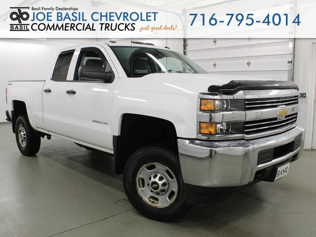 2015 Silverado 2500 Double Cab 4x4,  Pickup #19C287TU - photo 1