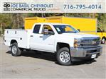 2019 Silverado 2500 Double Cab 4x4,  Knapheide Service Body #19C290T - photo 1