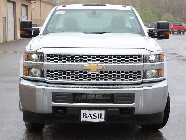 2019 Silverado 3500 Regular Cab DRW 4x4,  Knapheide Service Body #19C30T - photo 3