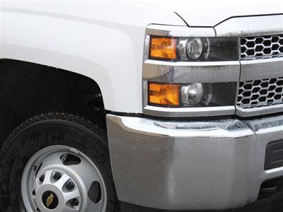 2019 Silverado 3500 Regular Cab DRW 4x4,  Knapheide Standard Service Body #19C30T - photo 8