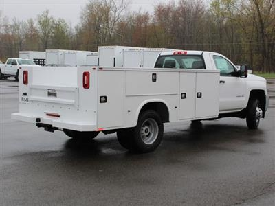 2019 Silverado 3500 Regular Cab DRW 4x4,  Knapheide Standard Service Body #19C30T - photo 2