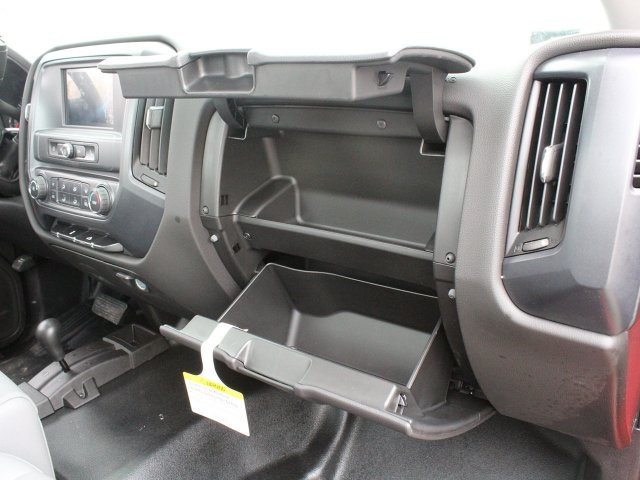 2019 Silverado 3500 Regular Cab DRW 4x4,  Reading Classic II Steel Service Body #19C31T - photo 28