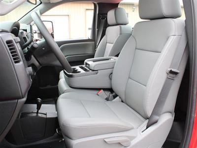 2019 Silverado 3500 Regular Cab DRW 4x4,  Reading Classic II Steel Service Body #19C31T - photo 22