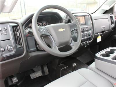 2019 Silverado 3500 Regular Cab DRW 4x4,  Reading Classic II Steel Service Body #19C31T - photo 24