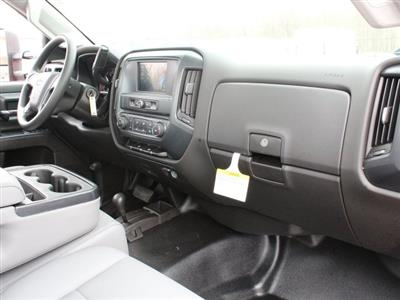 2019 Silverado 3500 Regular Cab DRW 4x4,  Reading Classic II Steel Service Body #19C31T - photo 30